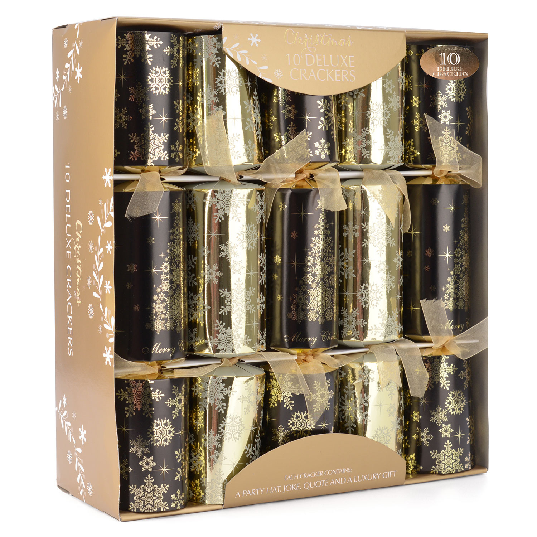 luxury christmas crackers ebay