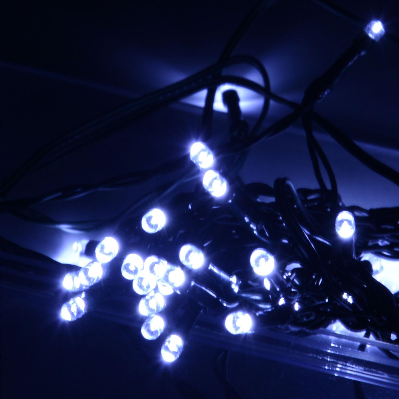 LED Solar Powered Fairy String Lights Garden Christmas Outdoor Indoor