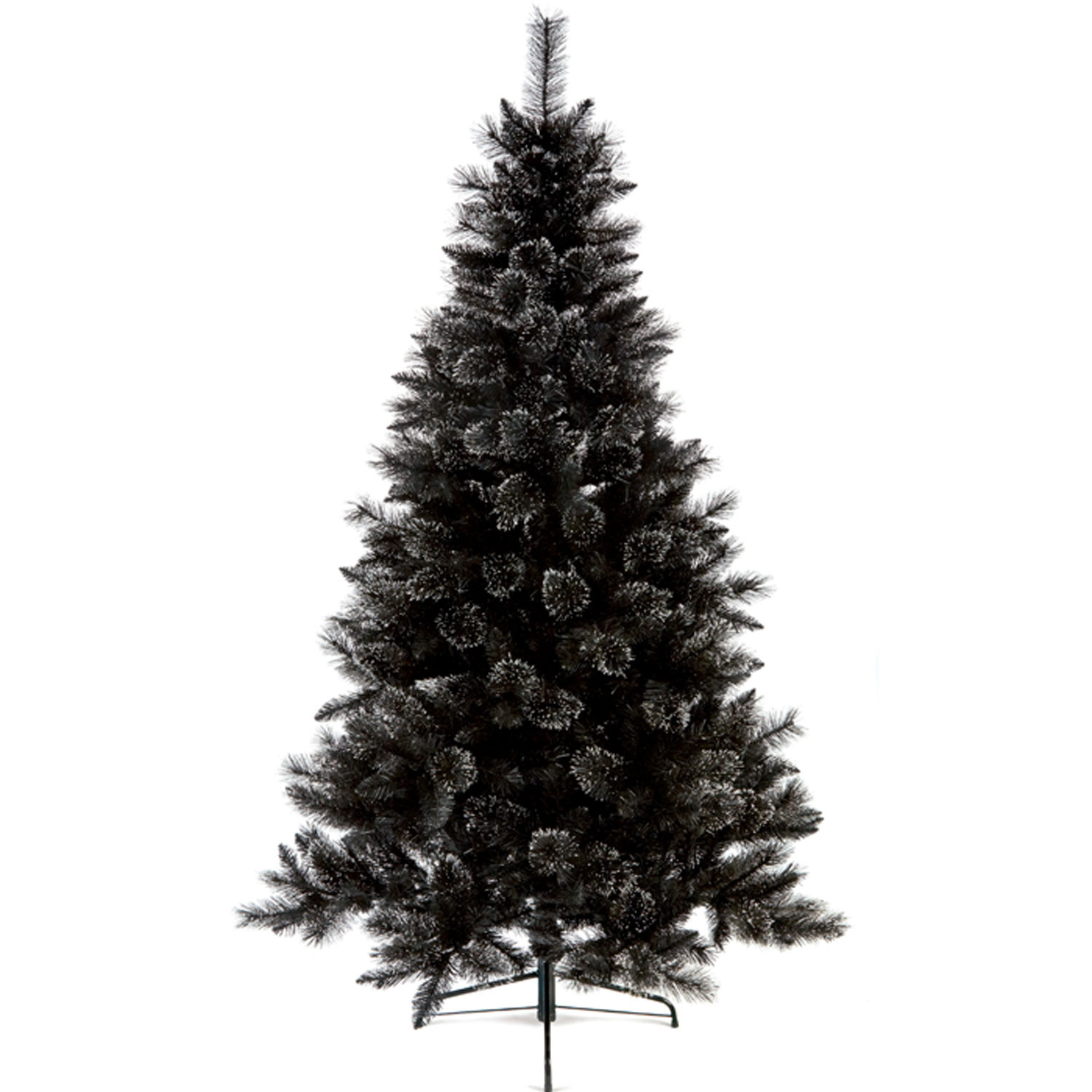 Large m artificial christmas glitter tree realistic