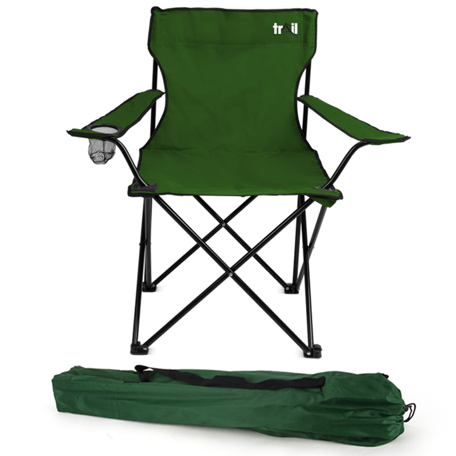 Folding Foldable Camping Beach Chair Fold Up Camp Festival