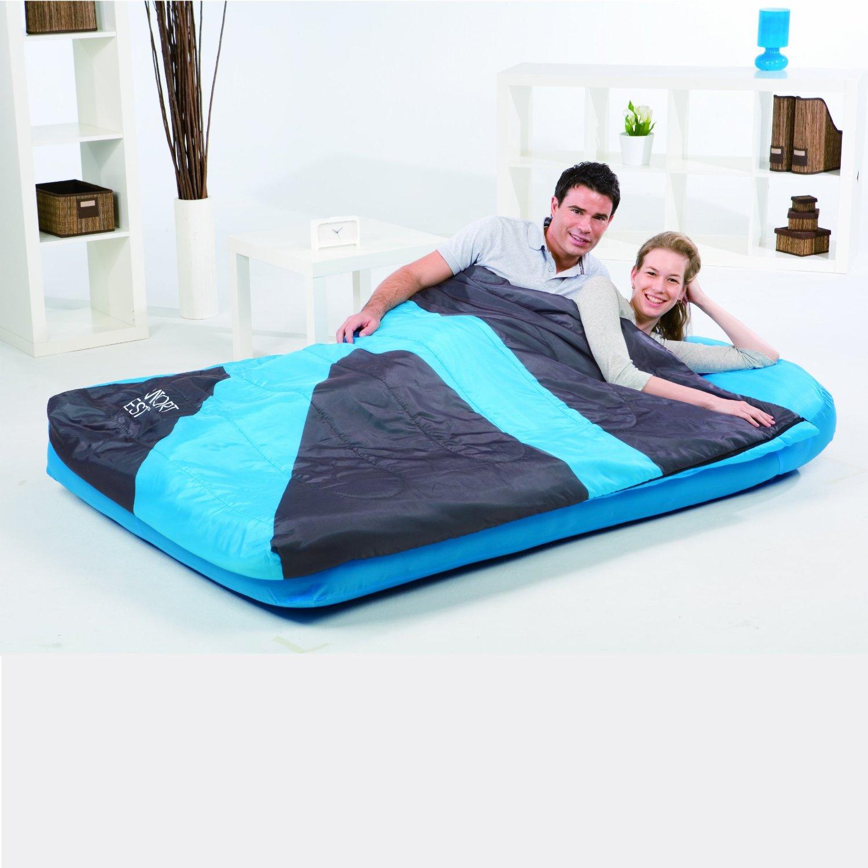 Кровать надувная bestway 67436 2-спальная купить в интернет-.