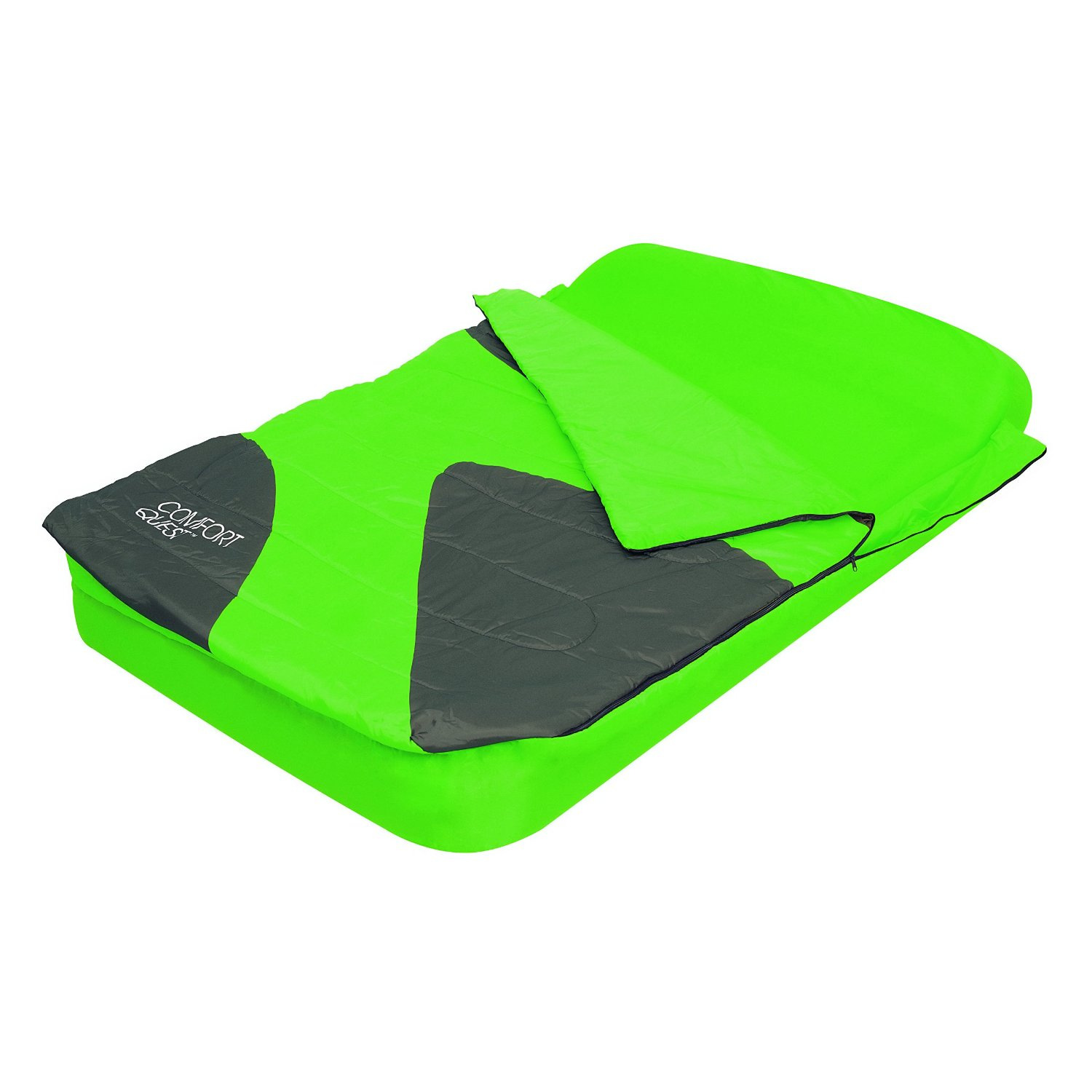 Aslepa Double Sleeping Bag Airbed Inflatable Camping Air