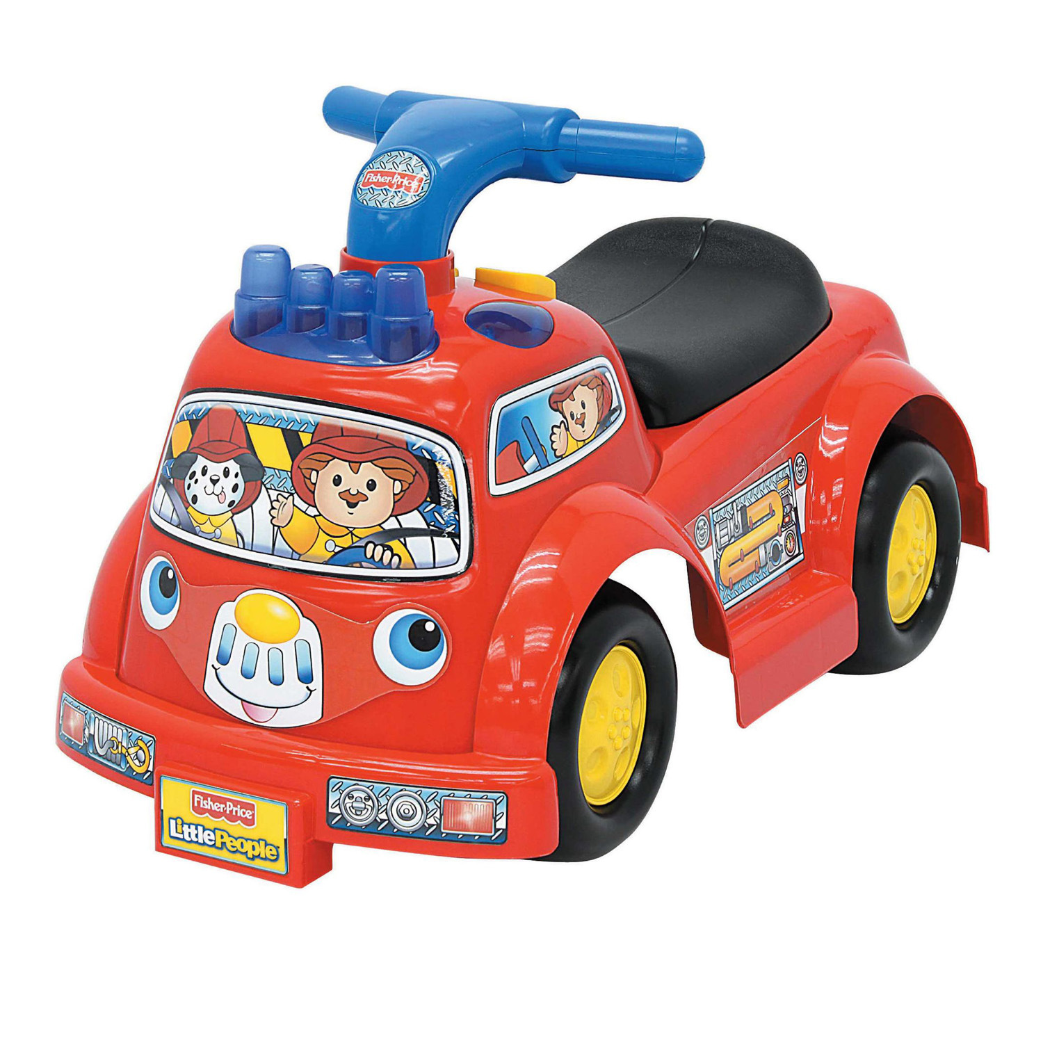 Fisher Price Little People Musical Ride Baby Toddler Children s