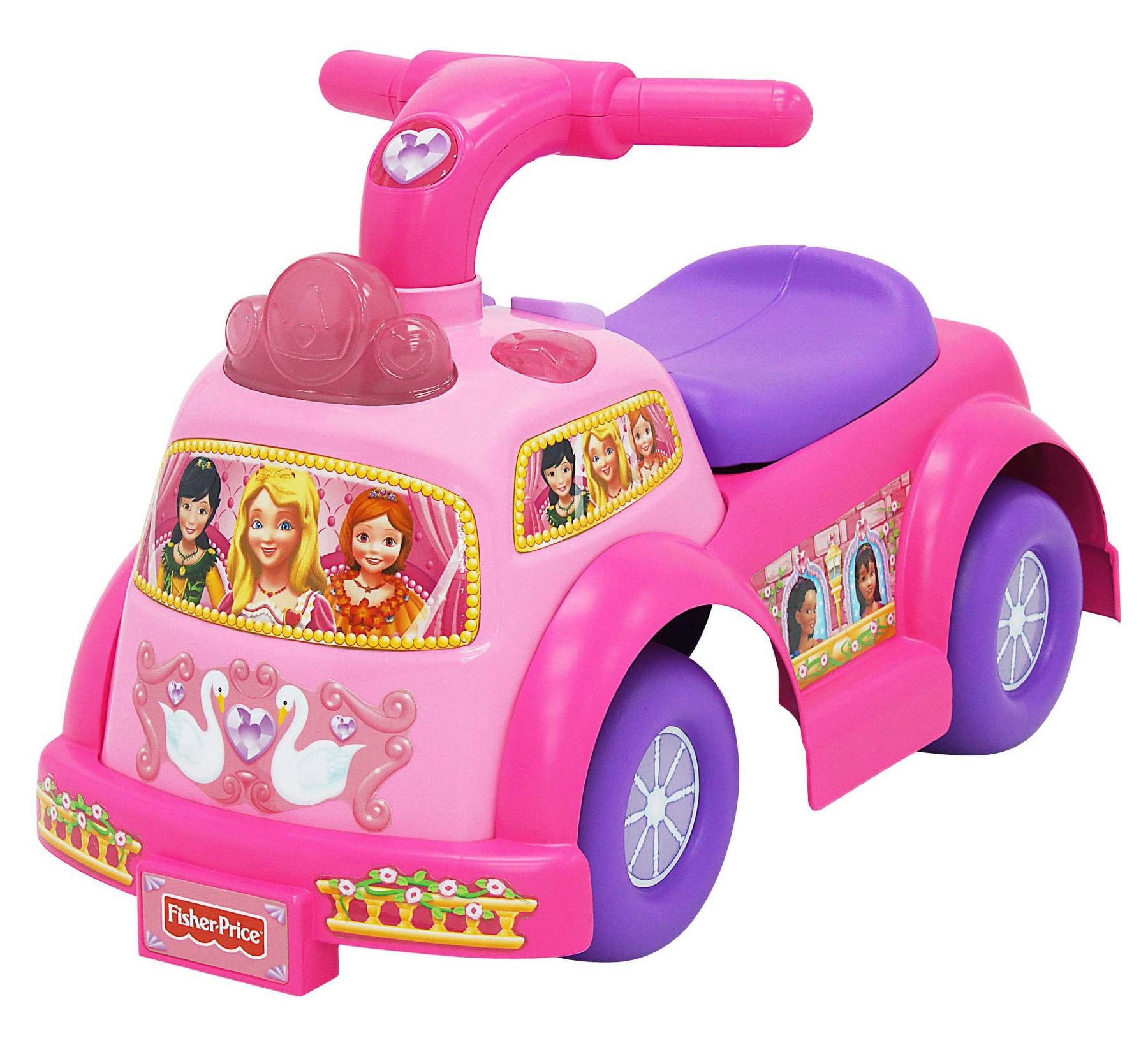 Toddler Toys People : Fisher price little people musical ride on baby toddler