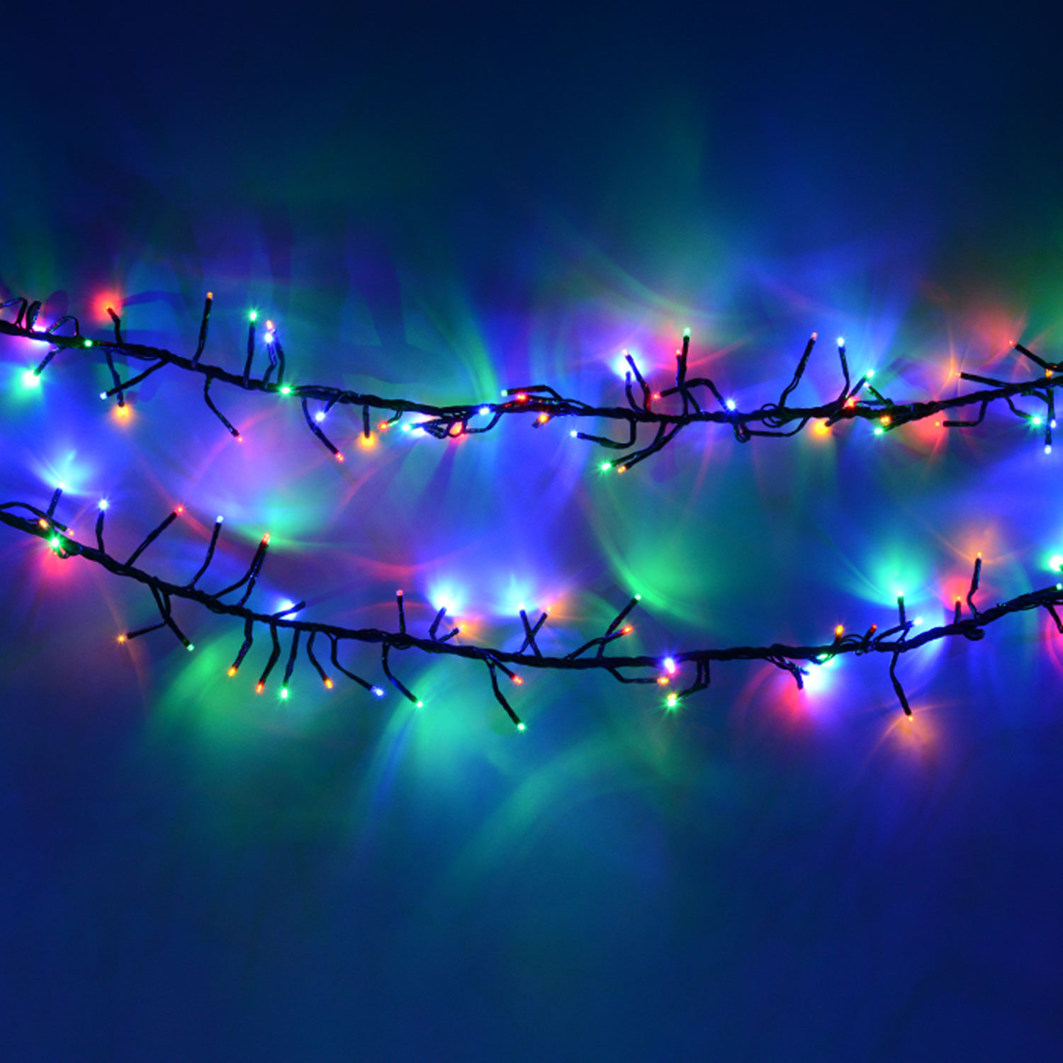 Premier decorations indoor outdoor multi action bright led
