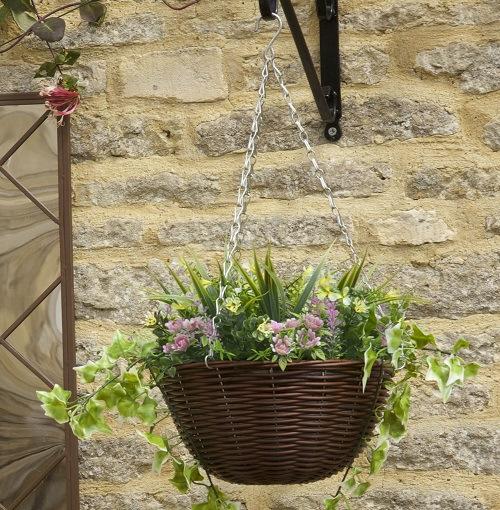Smart garden artificial flower easy zero maintenance for Zero maintenance plants