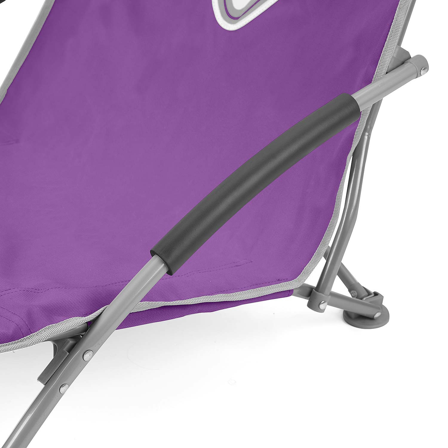 Volkswagen VW Basse Pliable Plage Chaise Camping Pêche Léger Portable Sac